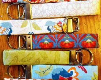Fabric Key Fobs