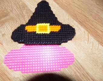 3 witch hat cut outs