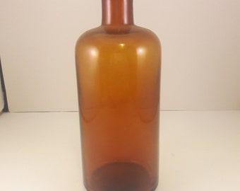 Potion Bottle Amber Halloween