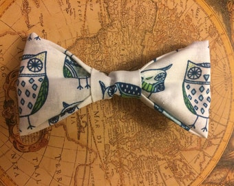 The Aderyn Clip On Bow Tie