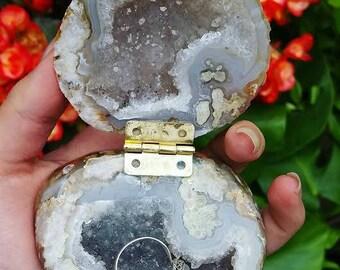 Geode Ring Box #37