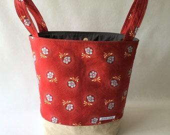 Bucket Project Bag