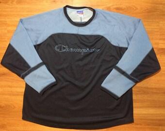 Vintage champion long sleeve mens 2xl xxl 90s