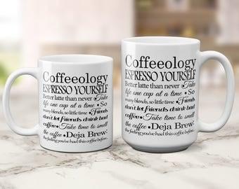 Coffee Mug for Her, Inspirational Coffee Mug, Unique Coffee Mug,  Gift for her, Coffee Mug, Gift for Mom,Mothers Day,Mug,Coffee Cup,