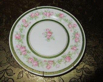AUSTRIA IMPERIAL CROWN China Plate Wall Hanging
