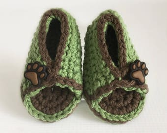Crochet Baby Sandals, Baby Sandals, Crochet Baby Shoes, Boy Baby Sandals, Open Toe Baby Sandal, Baby Booties, Baby Sandals for Boys,