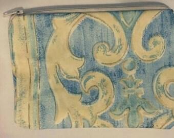 Blue Vintage Purse