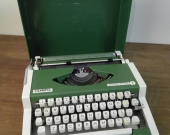 Olympia traveller , green