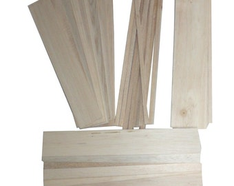 Balsa Wood - Large Bundle