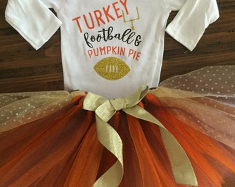 Thanksgiving tutu set