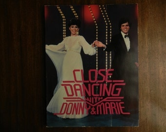 Close Dancing with Donny and Marie ~ 1979