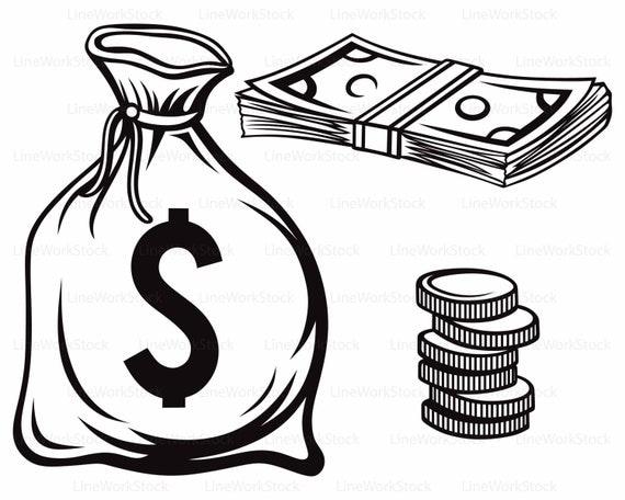 Download Moneybag svg,moneybag clipart,moneybag svg,moneybag ...