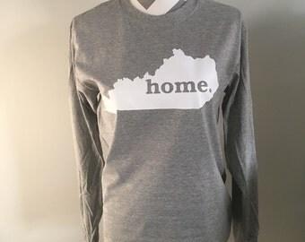Kentucky Home Tee Long Sleeve Tee