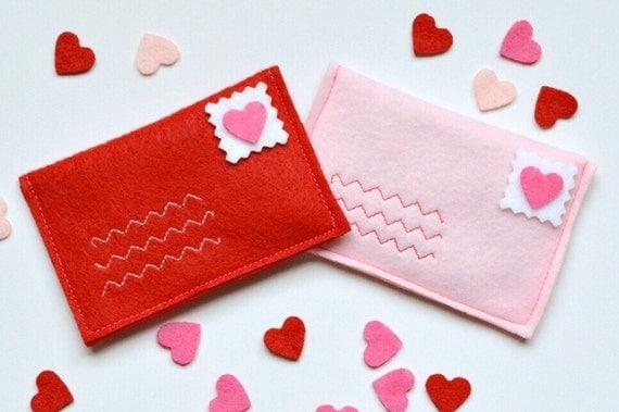 Catnip Love Letter - Valentine Cat Toy