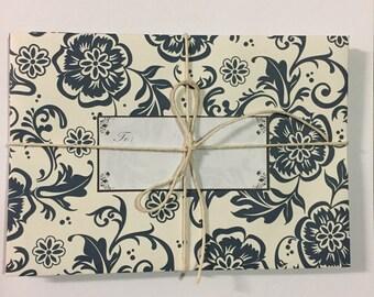 Handmade envelopes x6