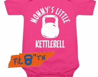 Kettle bell onesie