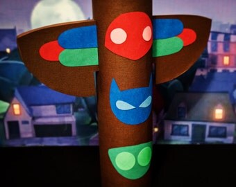 "PJ Masks 10"" HQ Totem Pole"