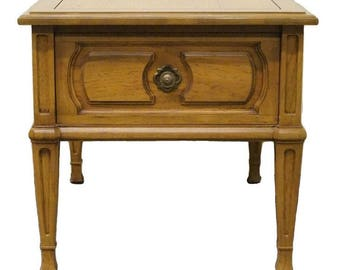 THOMASVILLE FURNITURE Cote Dor Country French End Table 6195-4