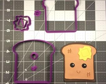 Toast 100 Cookie Cutter Set