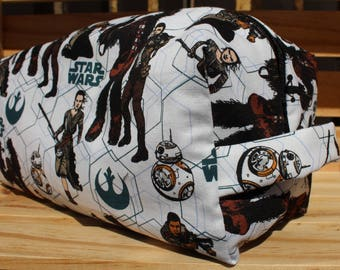 Large Zippered Star Wars Pouch