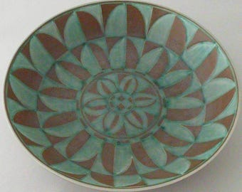 Large Pilkingtons Royal Lancastrian Pottery Bowl