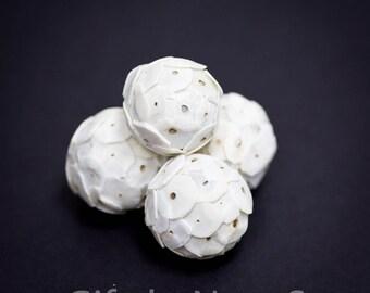 Sola balls, 11pc, sola wood flowers, sola wood bouquet, centerpiece decoration, sola flower centerpiece, sola wood decor, sola wood balls