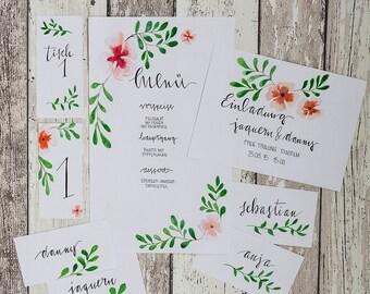 Hochzeitseinladungen (digital)