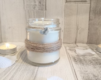 Rustic Gran Scented Candle Gift