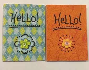 Set of 2 Greeting Cards