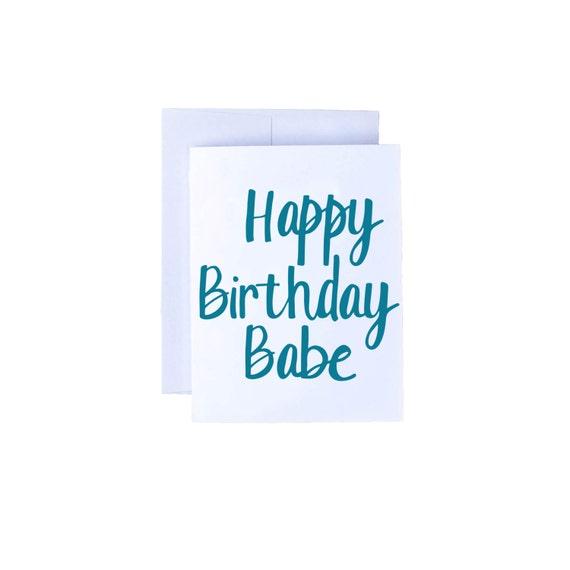 Happy Birthday Babe 103
