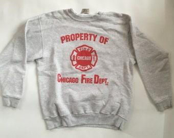 Chicago Fire Department Sweat shirt