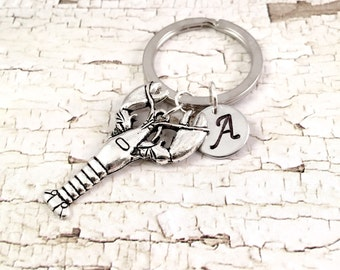 You're my lobster keychain, girlfriend gift, couples keychain, lobster keyring, initial keychain, best friend gift, keychain