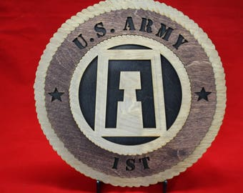 US 1st Army
