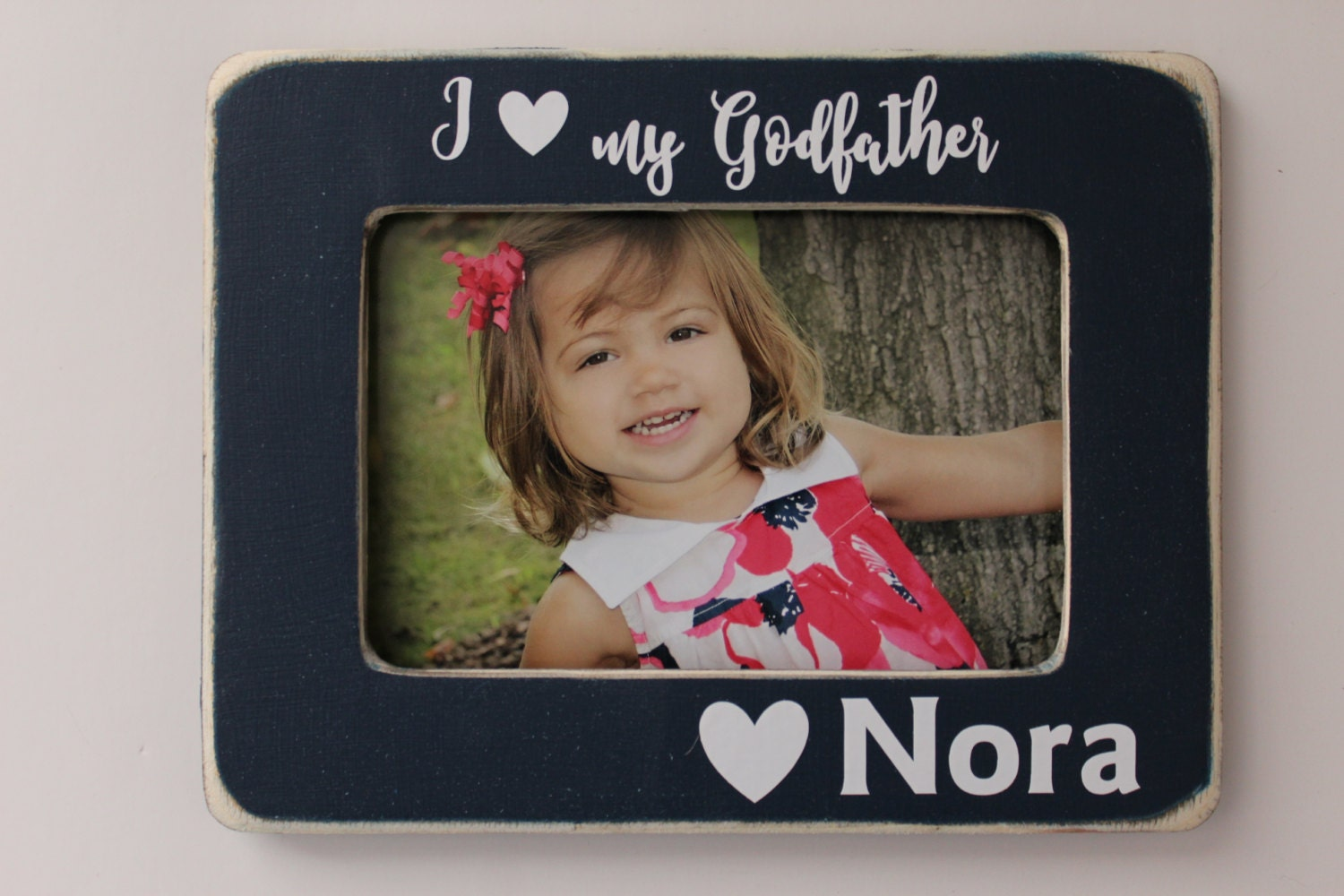 Personalized Godparent Picture Frames  Godfather