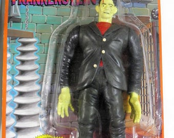 1986 Imperial Universal Movie Monster Figure - FRANKENSTEIN
