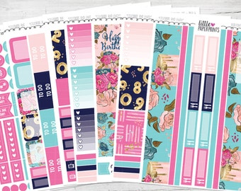 "HORIZONTAL KIT | ""Celebrate and Enjoy"" Glossy Kit 