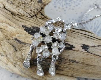 Bogoff Diamante Necklace