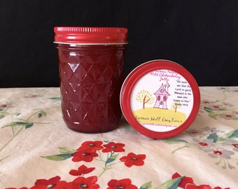 Plateau Valley Chokecherry Jelly