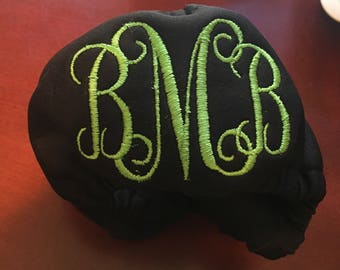 Embroidered Steering Wheel Cover