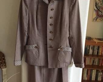 40's Women's Suit