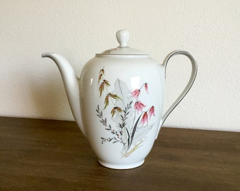 Royal Duchess Teapot; Vintage Teapot; Fine China Teapot; Royal Duchess; Floral Pattern; Teapot