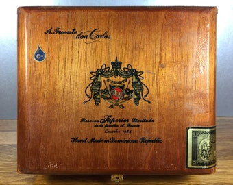 Arturo Fuente Don Carlos Cigar Box