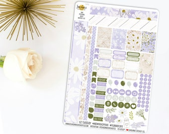 April Monthly Kit | Made to fit the Sew Much Crafting Personal WO2P Monthly View 525L