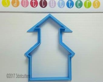 Schoolhouse Cookie Cutter! 3D Custom Designed