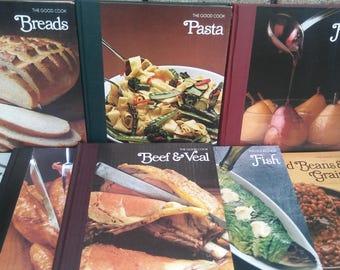 9 timelife cookbooks
