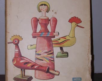 Folk Toys Les Jouets Populaires, Emanual Hercik
