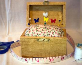 Pin Box/ Needle box