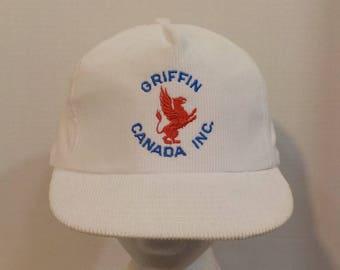 Griffin Canada Inc Baseball Truckers Dad Hat Cap Snapback