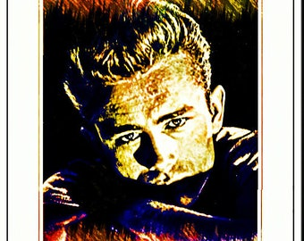 James Dean Tribute. WallsOfFame