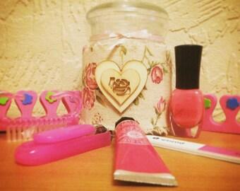 Mini Spa in a Jar